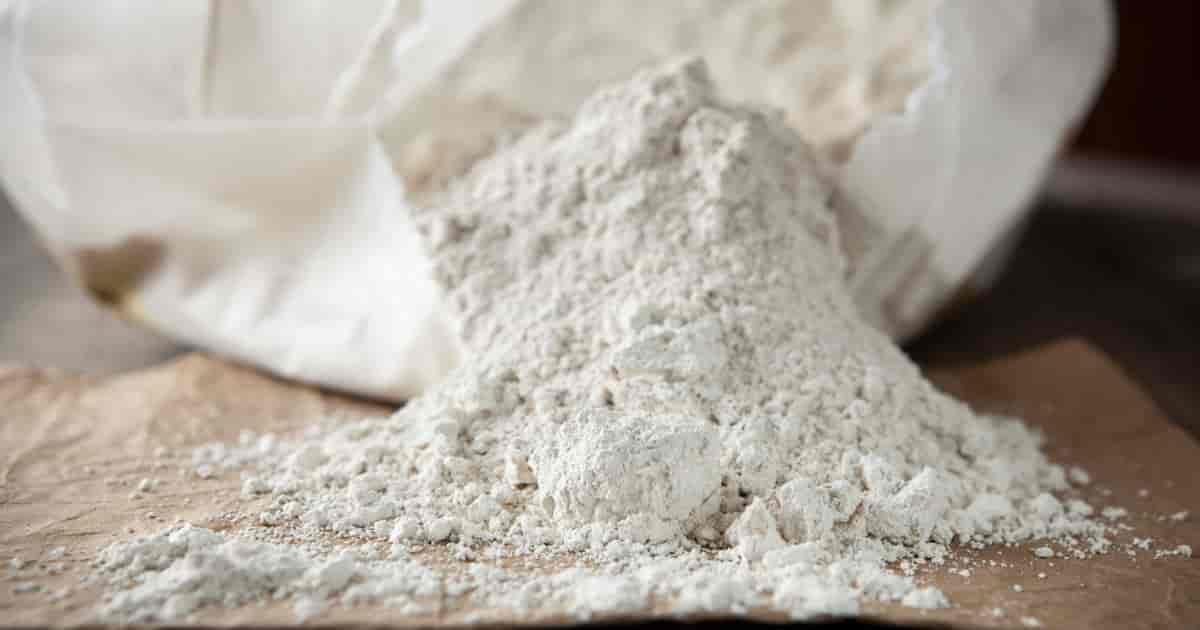 珪藻土の原料や原材料・成分