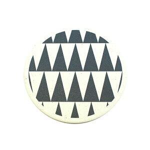 おしゃれ(オシャレ・お洒落)な珪藻土コースター 北欧風 フォレスト  patanシリーズ